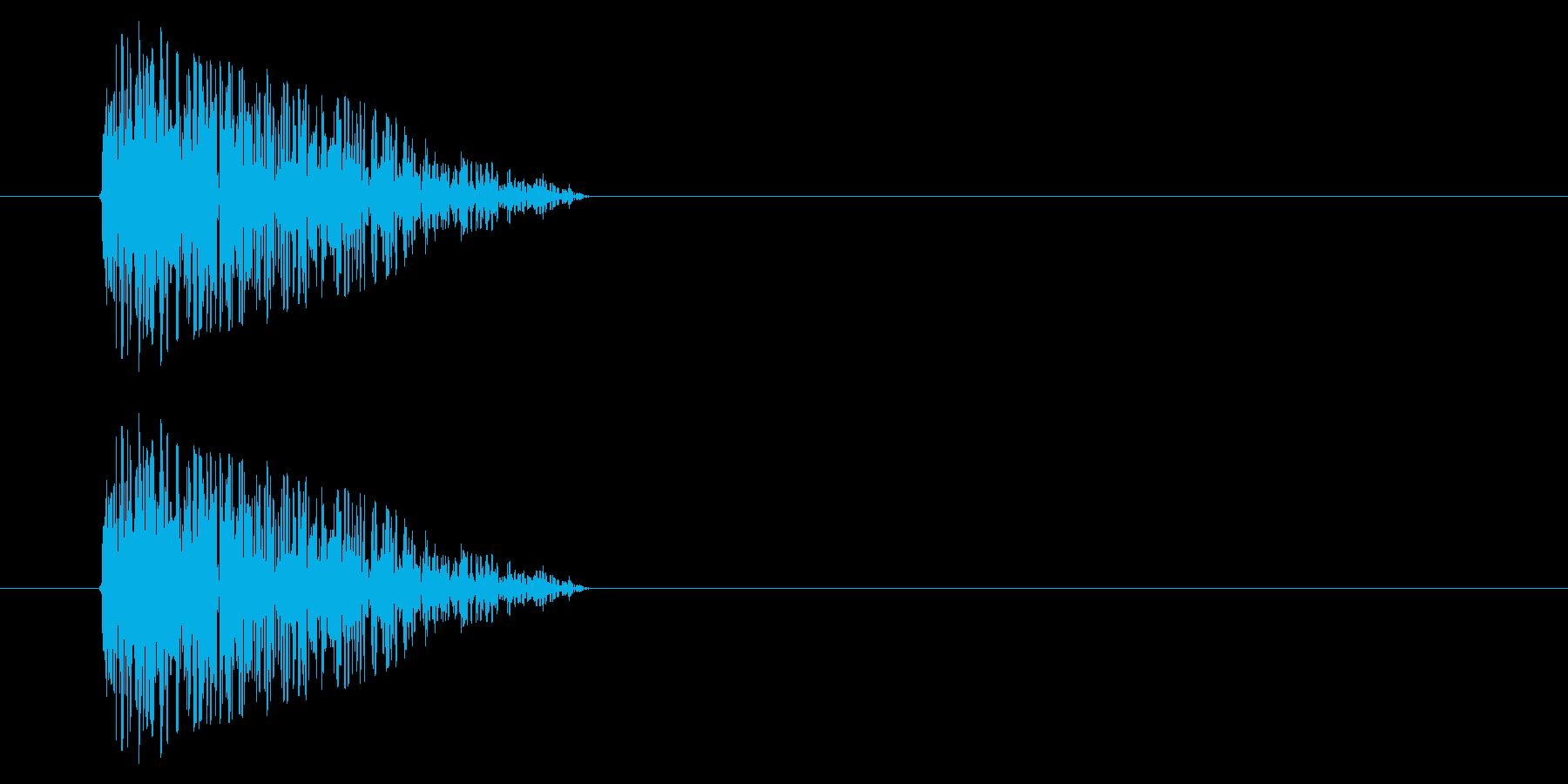 SNES 格闘02-09(炎)の再生済みの波形