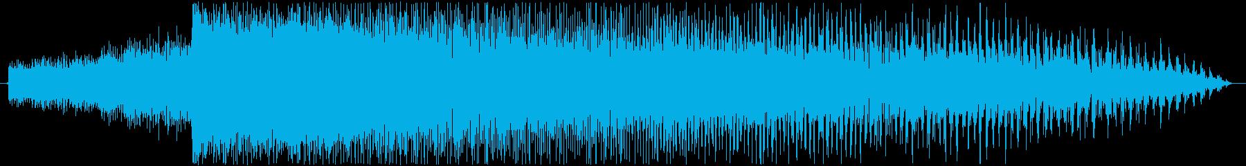 【宇宙船/移動/ゲーム/宇宙/SE】の再生済みの波形