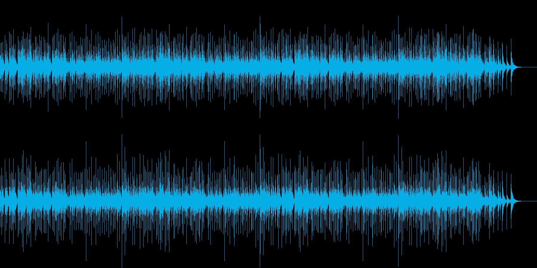 ジングルベルのオルゴール版 4分弱の再生済みの波形