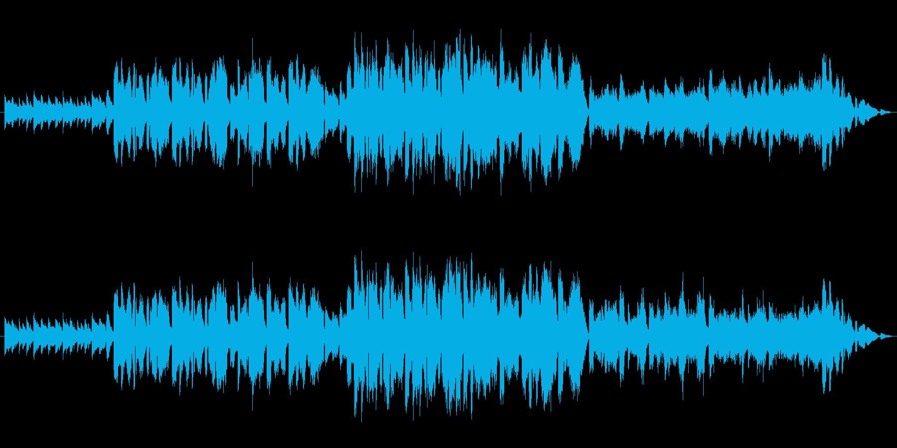 中国風の響きを取り入れた曲です。繰り返…の再生済みの波形