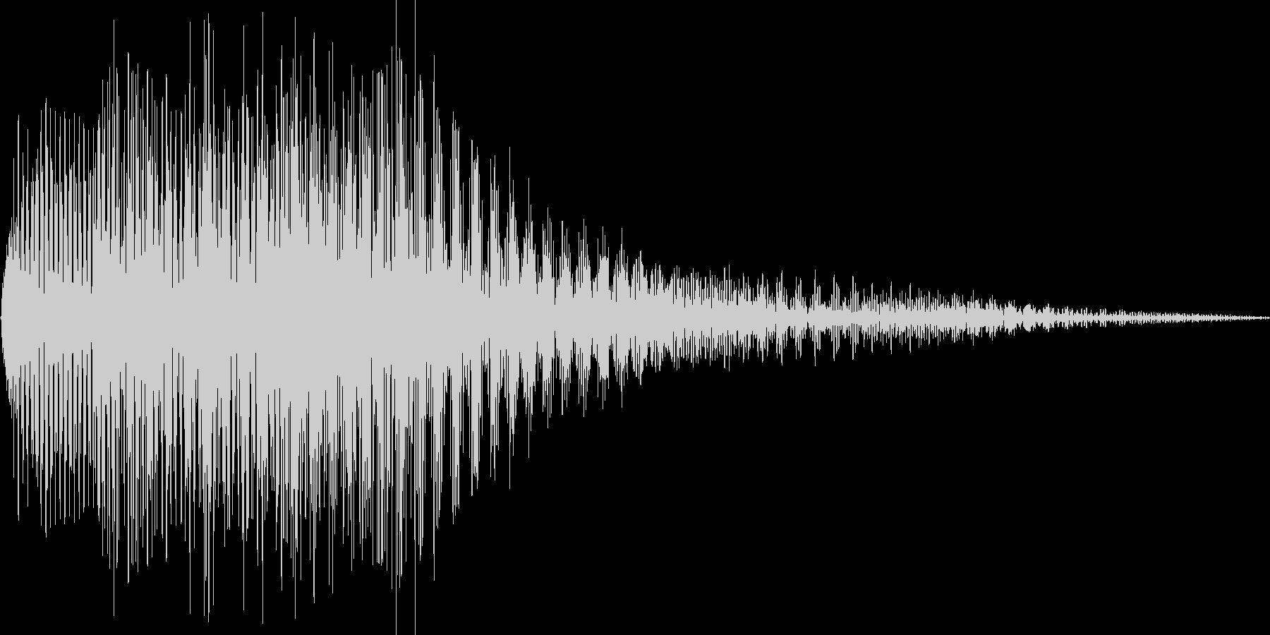 キロロン(アイテム獲得 チュートリアル)の未再生の波形