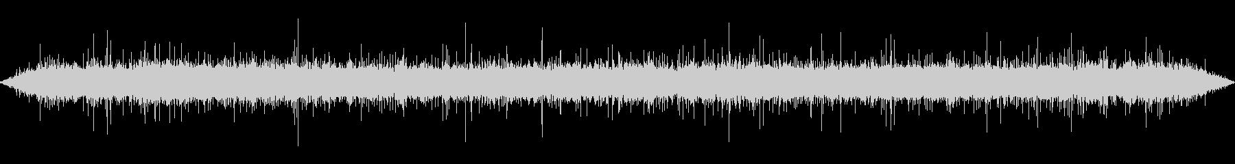 【自然音】川の流れる音01(軽井沢)の未再生の波形
