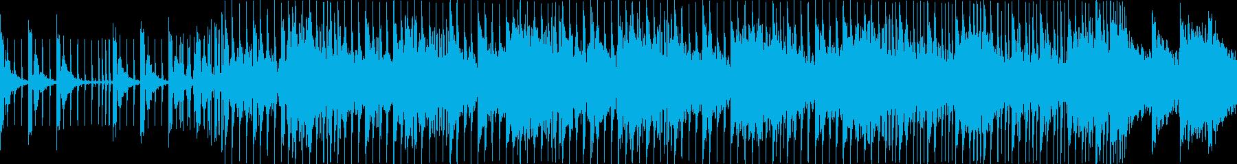 クイズの問題の考え中をイメージして作り…の再生済みの波形