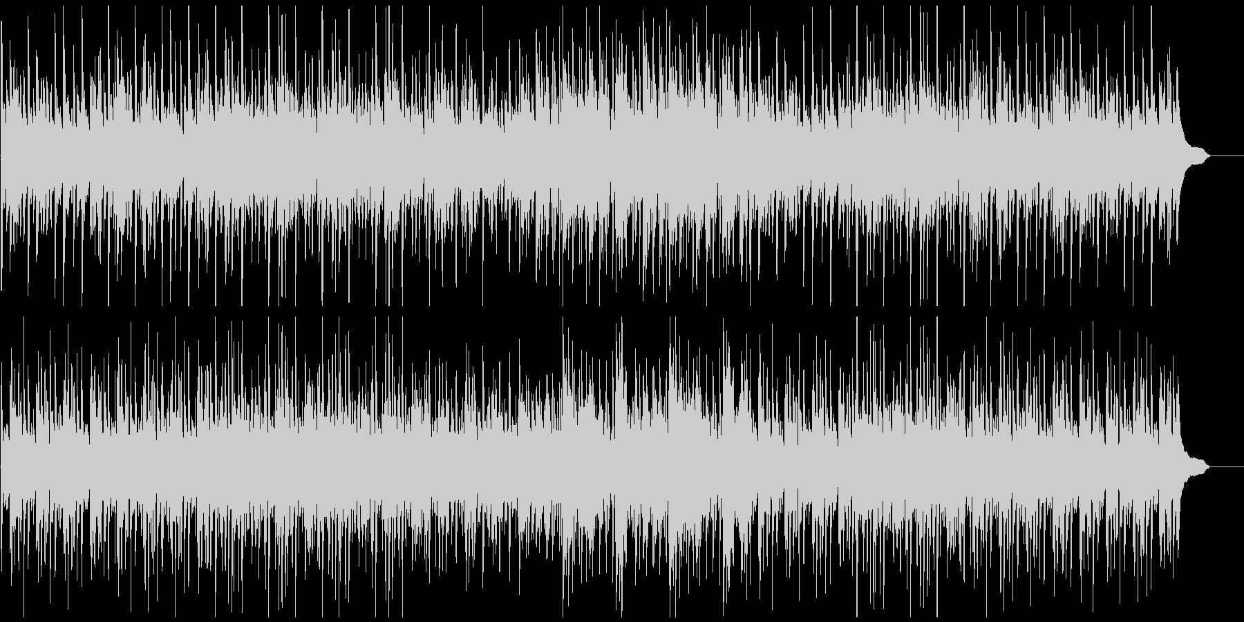 CMや映像にギター 輝く笑顔の映像に合うの未再生の波形