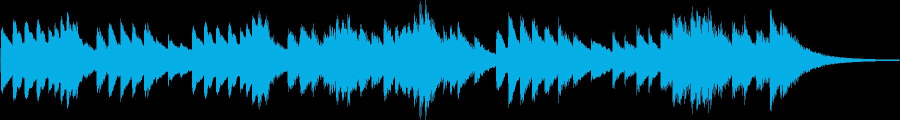 野ばら シューベルトの再生済みの波形