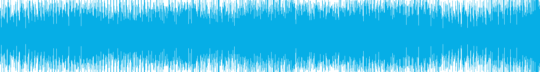 BGM・映像・疾走感・EDM・ループ仕様の再生済みの波形