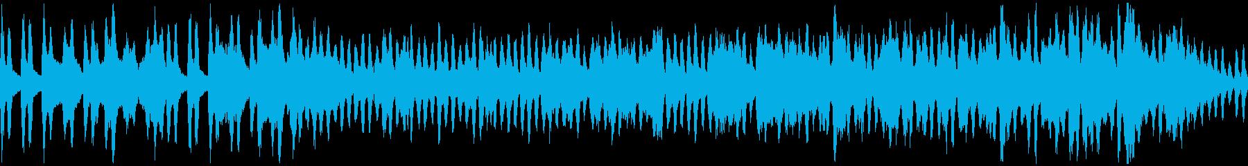 【リズム抜/ループ】優雅な雰囲気のワルツの再生済みの波形