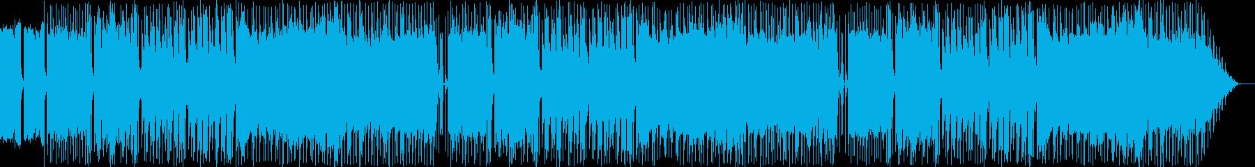 ピコピコ音&かわいい系、ほのぼのの再生済みの波形