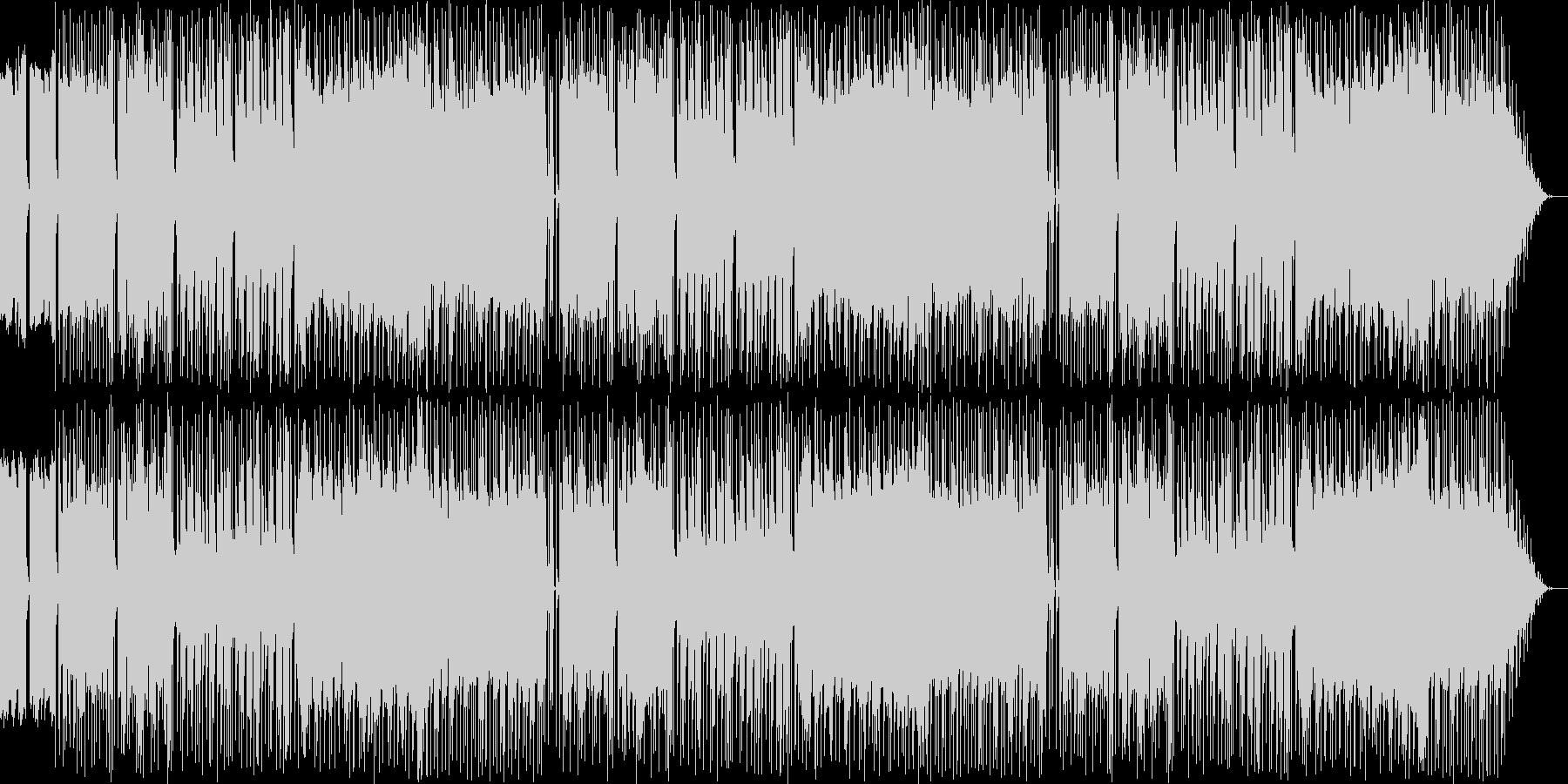 ピコピコ音&かわいい系、ほのぼのの未再生の波形