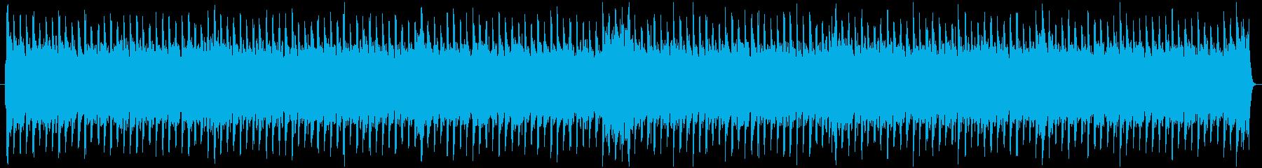 ゲームのインターミッションシーンを想定の再生済みの波形