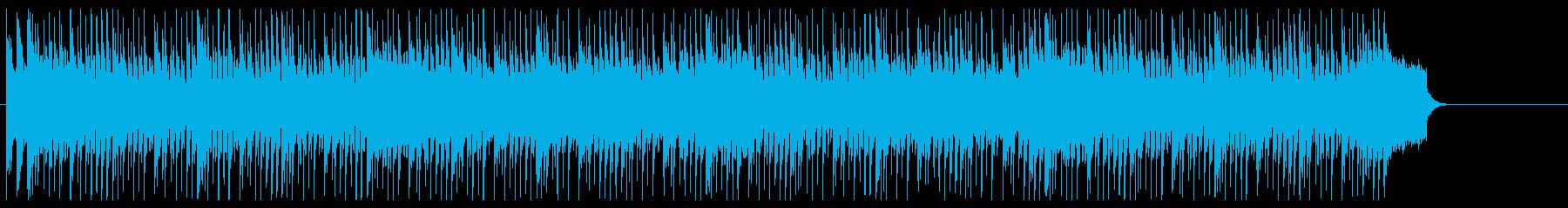 追跡 サスペンス 挑戦 レース スポーツの再生済みの波形
