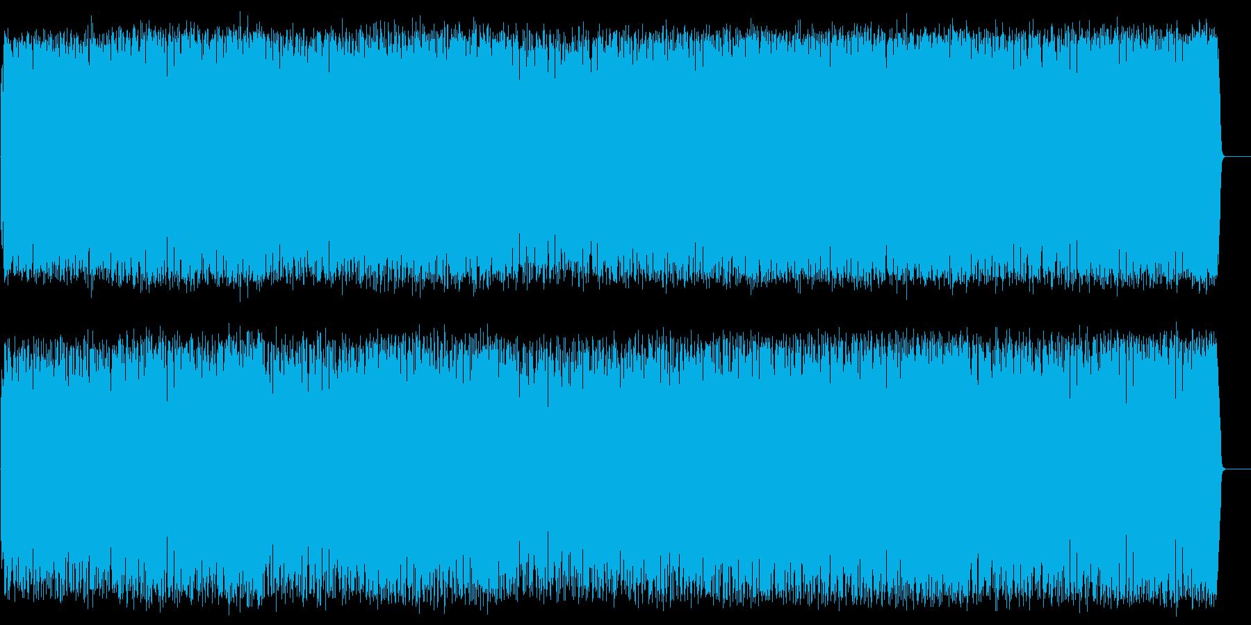 スポーツマンシップ溢れるポップ/ロックの再生済みの波形