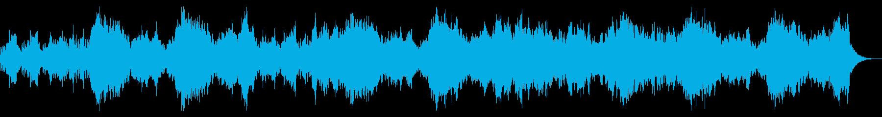 結婚行進曲 メンデルスゾーン Ver2の再生済みの波形