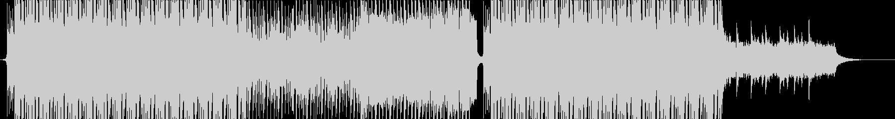 ノスタルジックな情景 / ハウス・EDMの未再生の波形