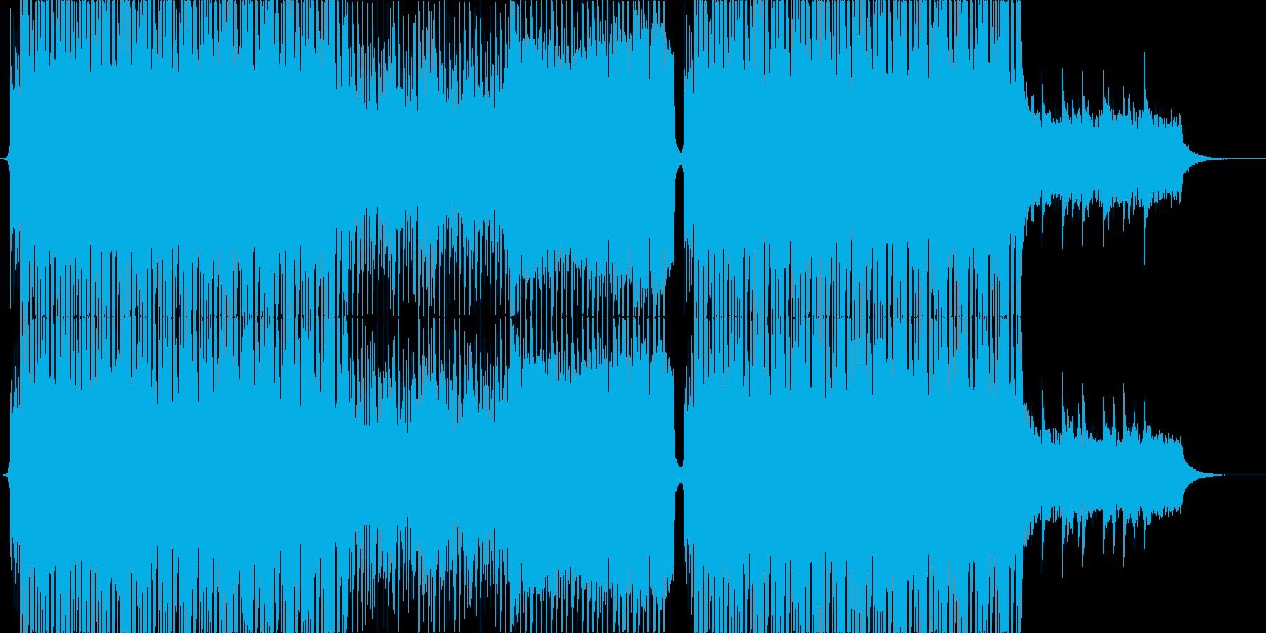ノスタルジックな情景 / ハウス・EDMの再生済みの波形