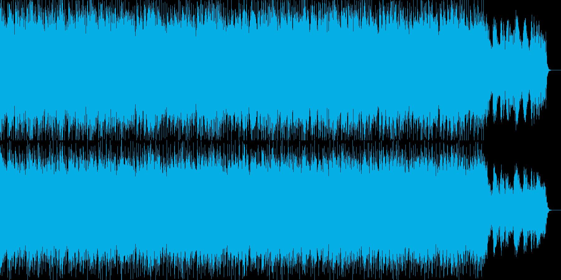 明るいポップス。Fantasia。の再生済みの波形