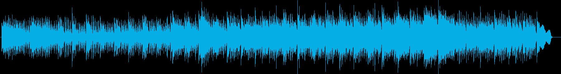 浮遊感あふれるシンセが特徴的なエレポップの再生済みの波形