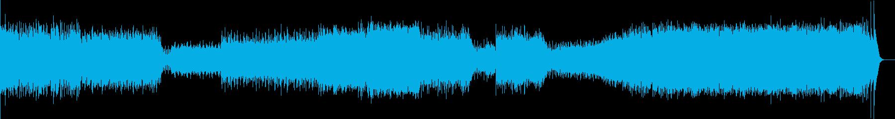『アルルの女』より第4曲ファランドールの再生済みの波形