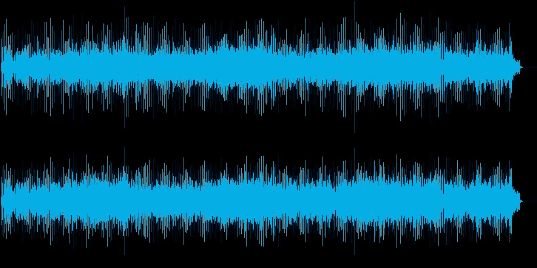 ポップ・コテンポラリー(退場等)の再生済みの波形