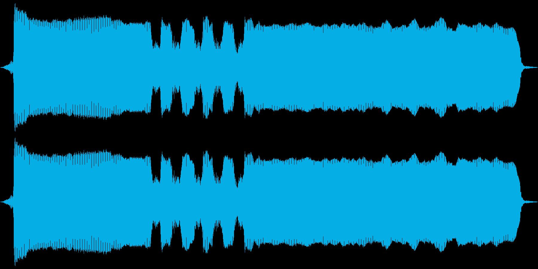 こぶし01(G)の再生済みの波形