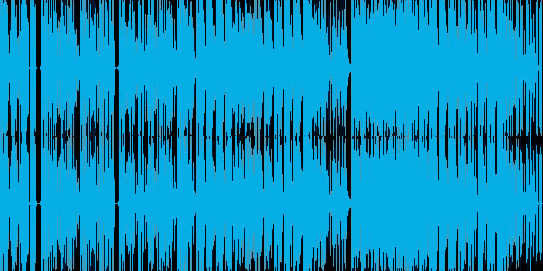 OPに使って★世界一可愛いハラワタ★の再生済みの波形