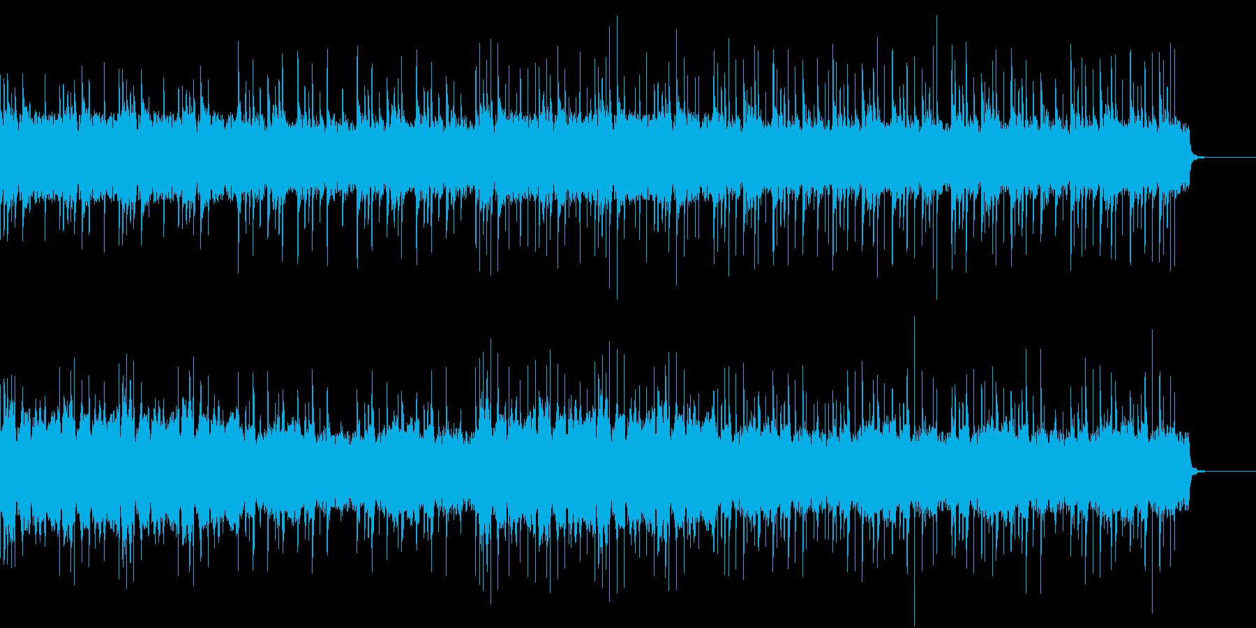 【戦国武将図〜メインテーマ】琴メロverの再生済みの波形