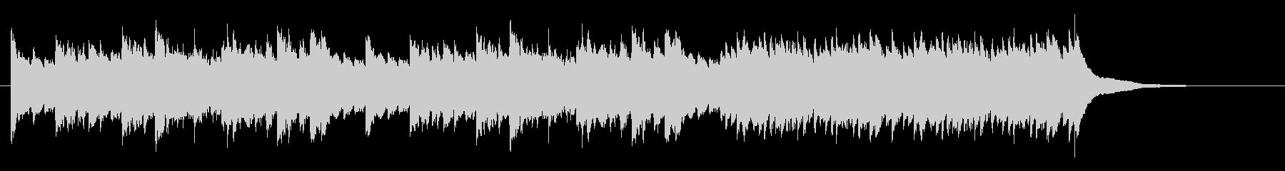 【ピアノ ロック】力強いピアノバッキングの未再生の波形
