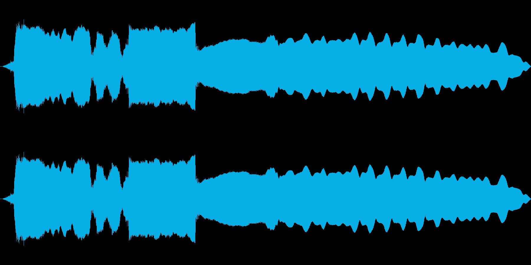 こぶし03(E)の再生済みの波形