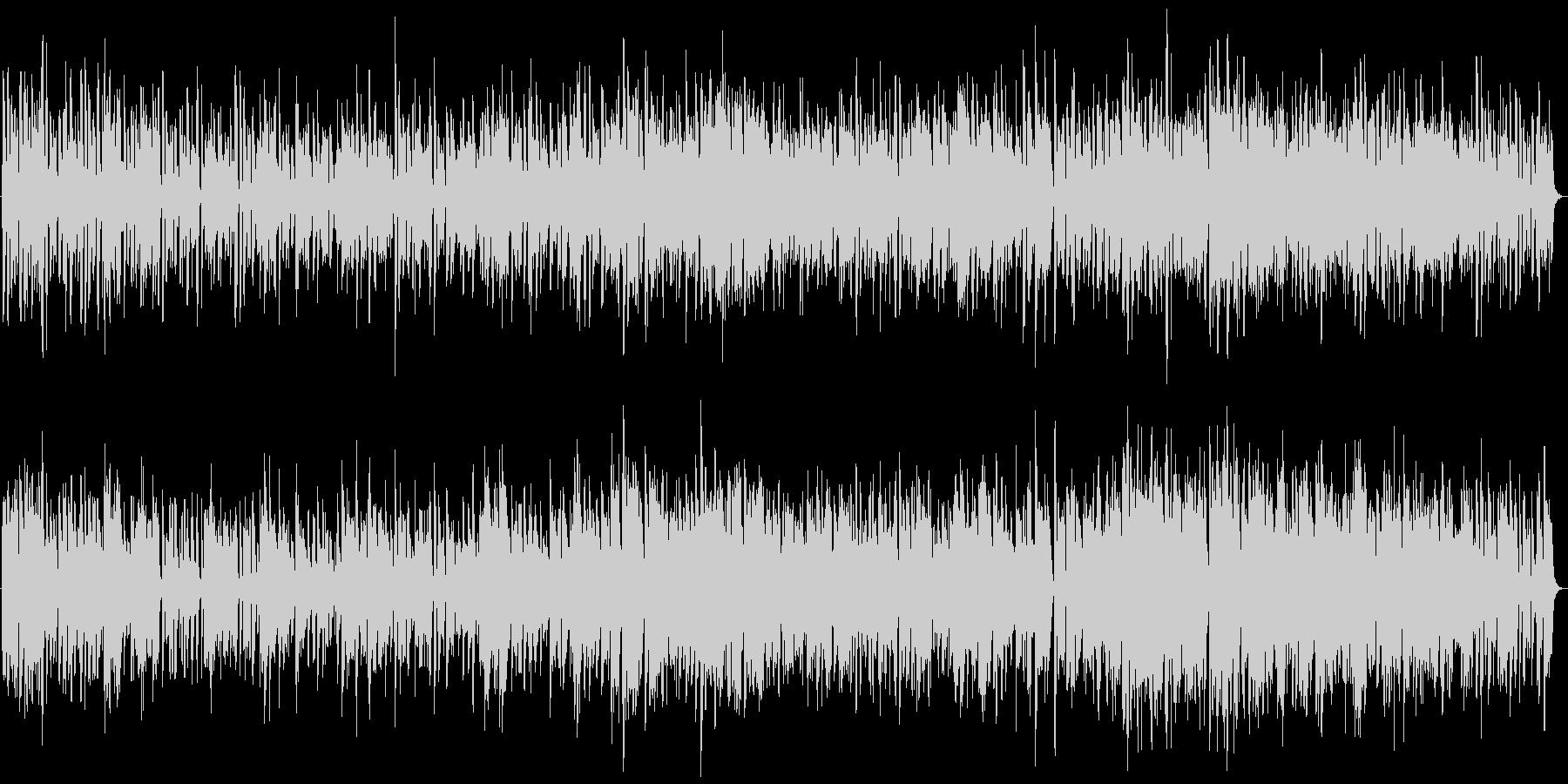 70年代 グレイトフル・デッド風ロックの未再生の波形