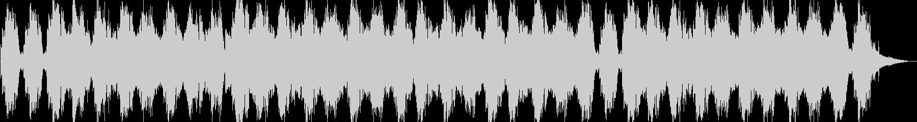 リラックス・映像・ナレーション用の未再生の波形