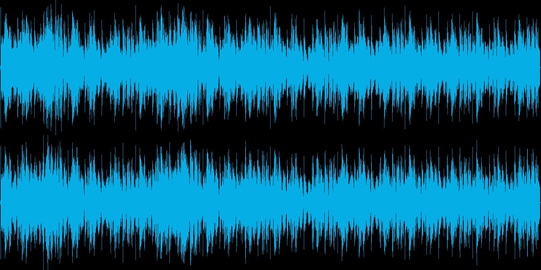 幻想的なトランスです。の再生済みの波形