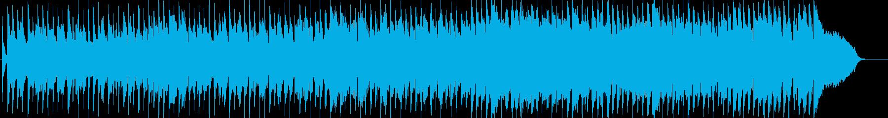 海を思わせる軽快なロックの再生済みの波形