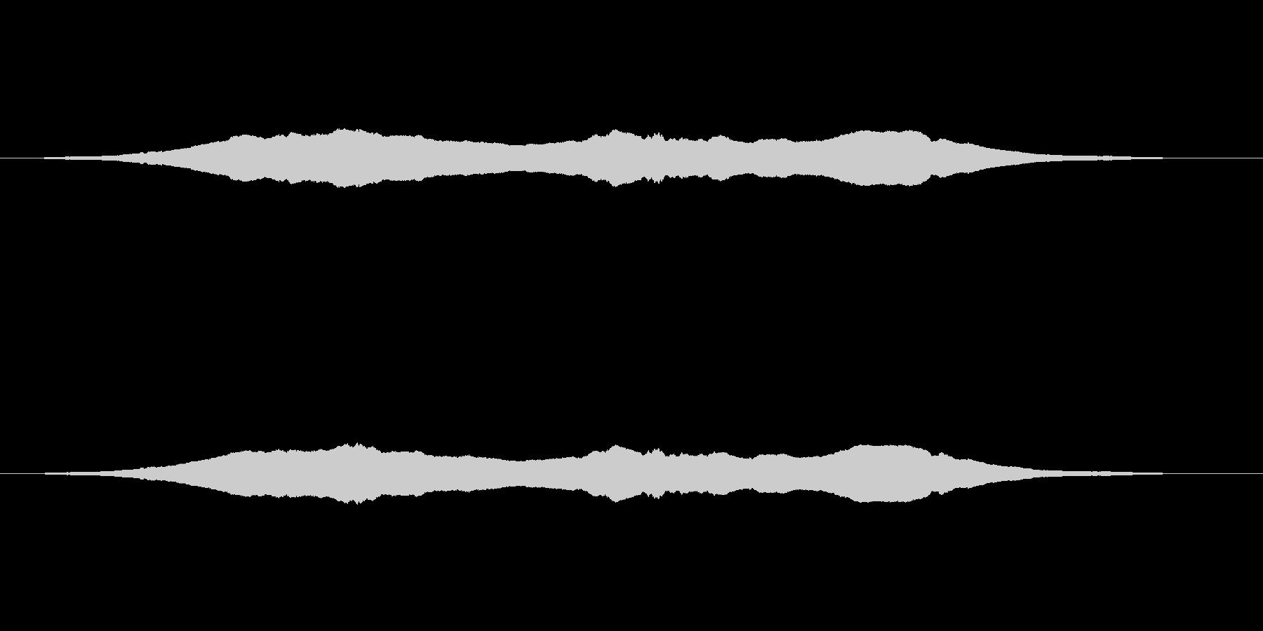 【蚊 生録01-1】の未再生の波形