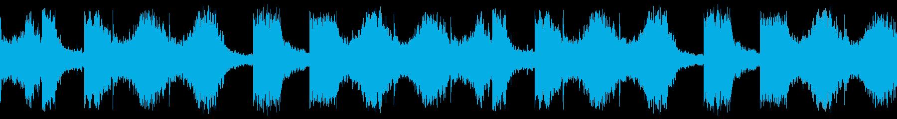 EDM リードシンセ 5 音楽制作用の再生済みの波形