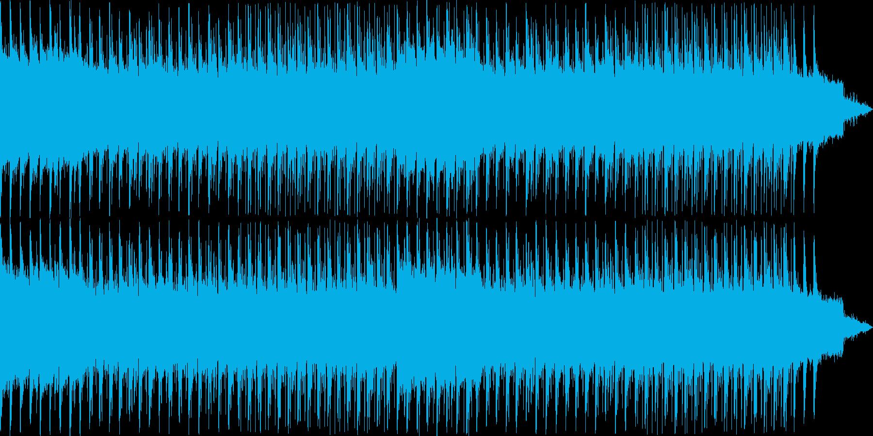 【切ない系】雨音(BPM90ver.)の再生済みの波形