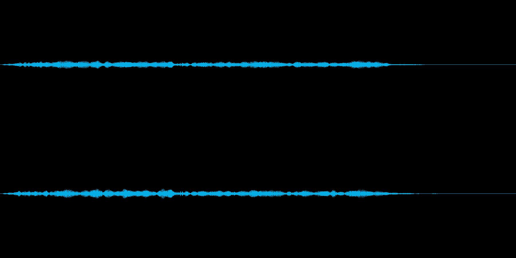 「アーメン的なボイスPad」の再生済みの波形