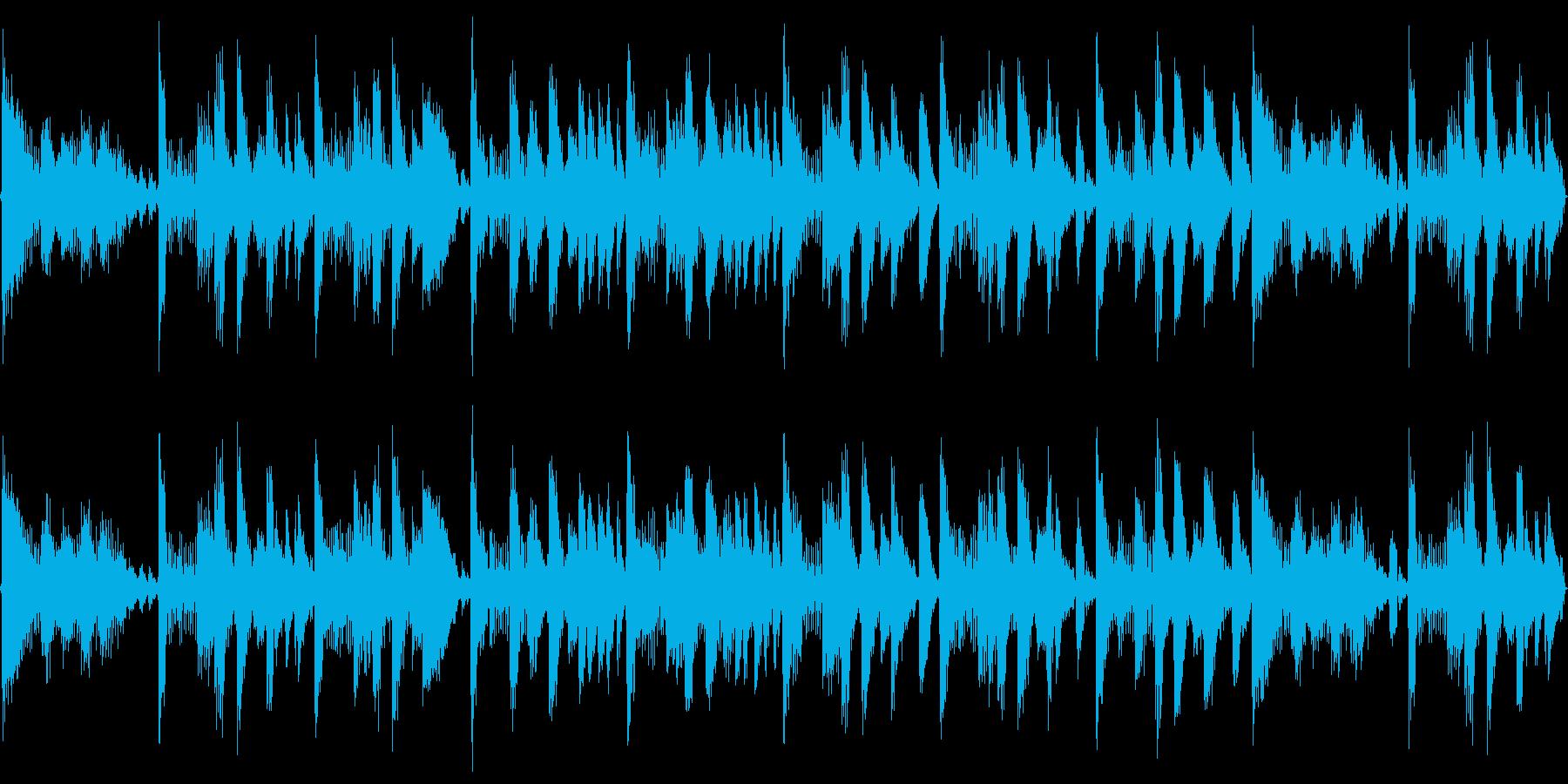 メロディアスDubsteです。の再生済みの波形