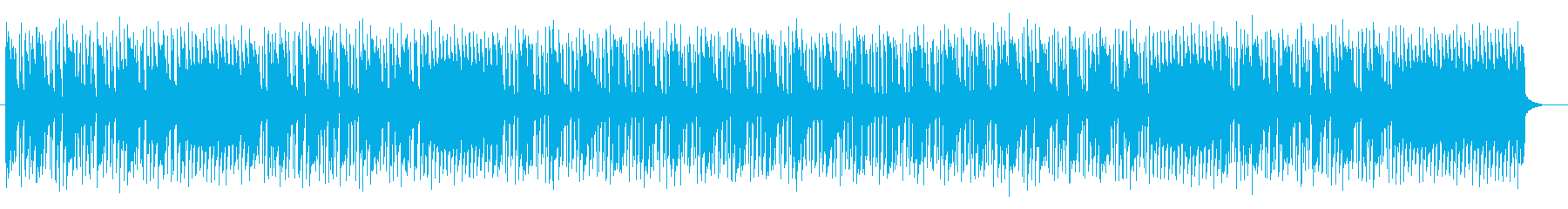 メロディアスでスローなミディアムサウンドの再生済みの波形