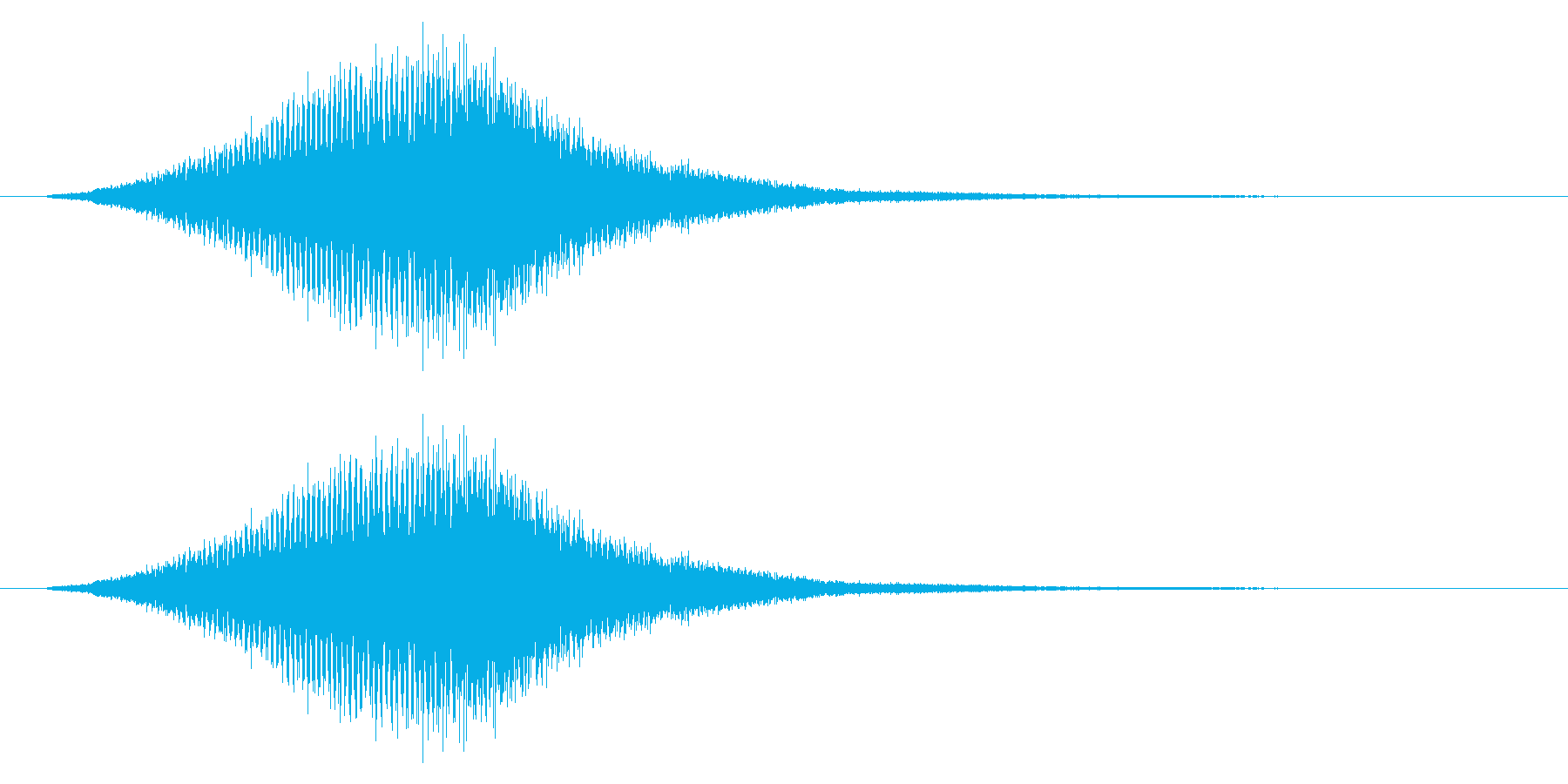 ワープ/宇宙船/SFの再生済みの波形