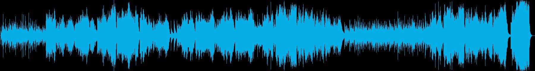 忘れな草 切ないカンツォーネの再生済みの波形