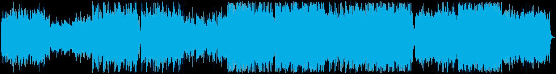 sakuraの再生済みの波形