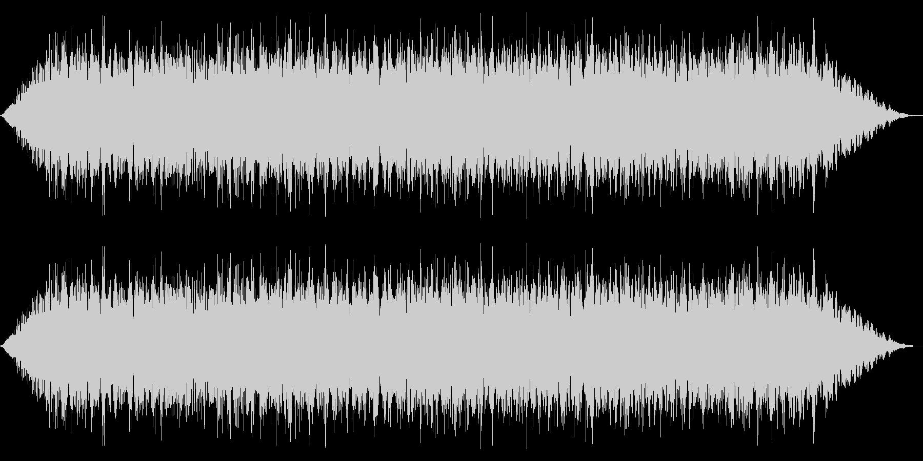 カエル/中距離/合唱(20秒Ver.)の未再生の波形