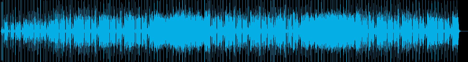 わくわく楽しい キュートなファンクポップの再生済みの波形