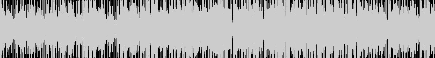 ゆったり大人でジャジーBGM_LOOPの未再生の波形