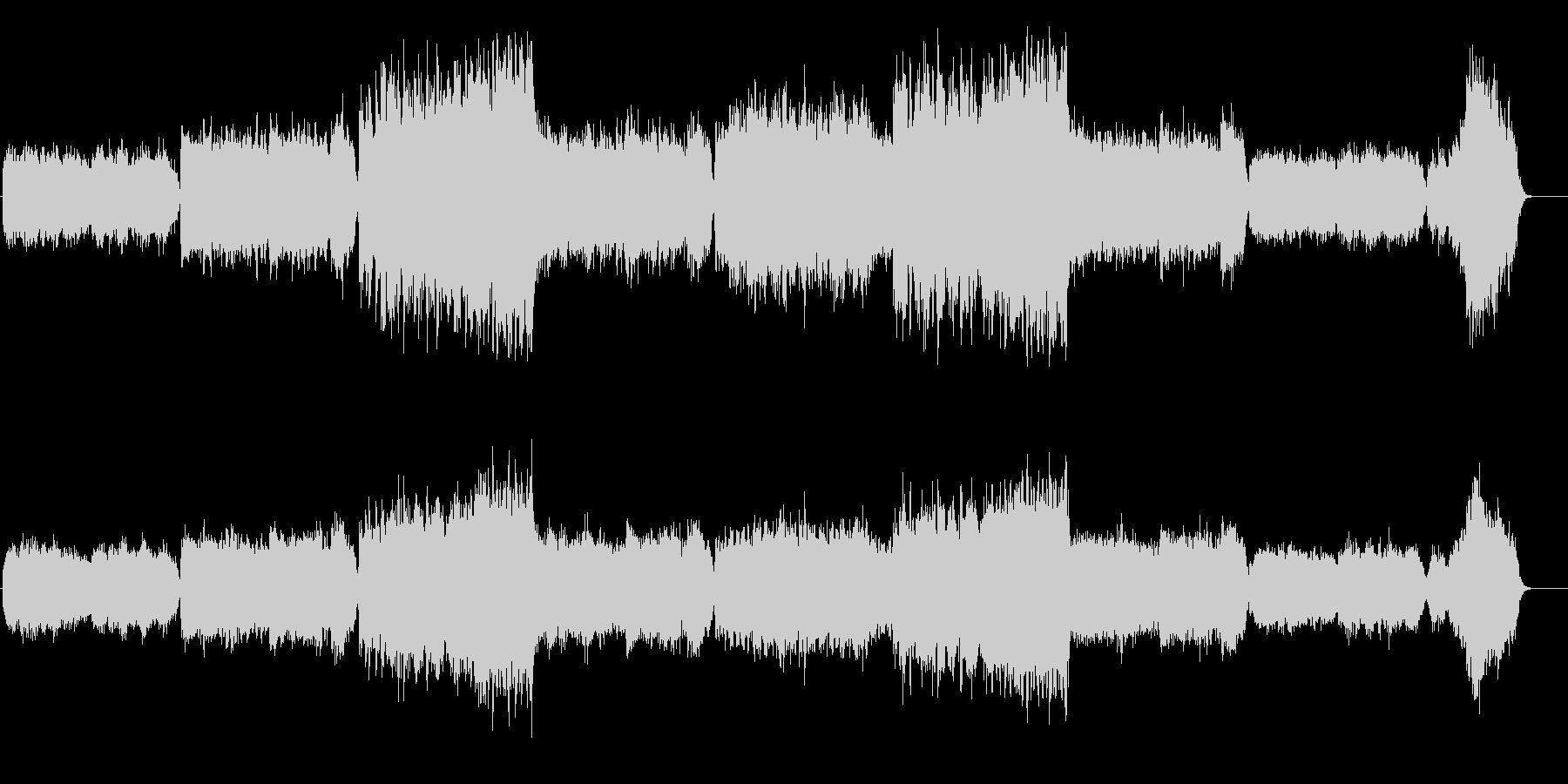 ニンフォマニアックなアンビエントタイトルの未再生の波形