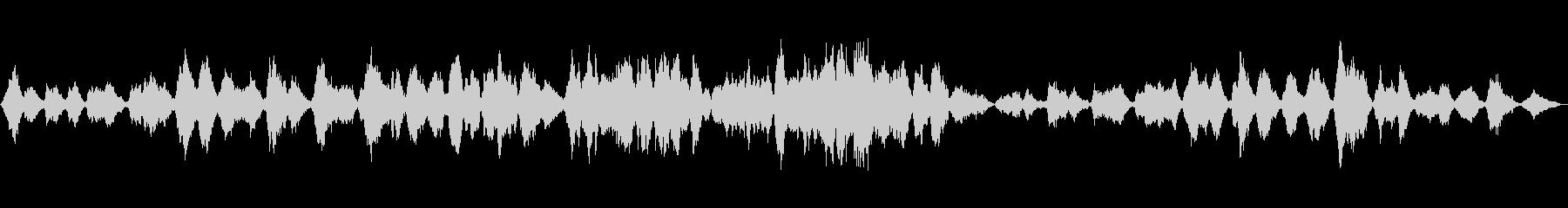 ドビュッシー「月の光」ストリングス編曲の未再生の波形