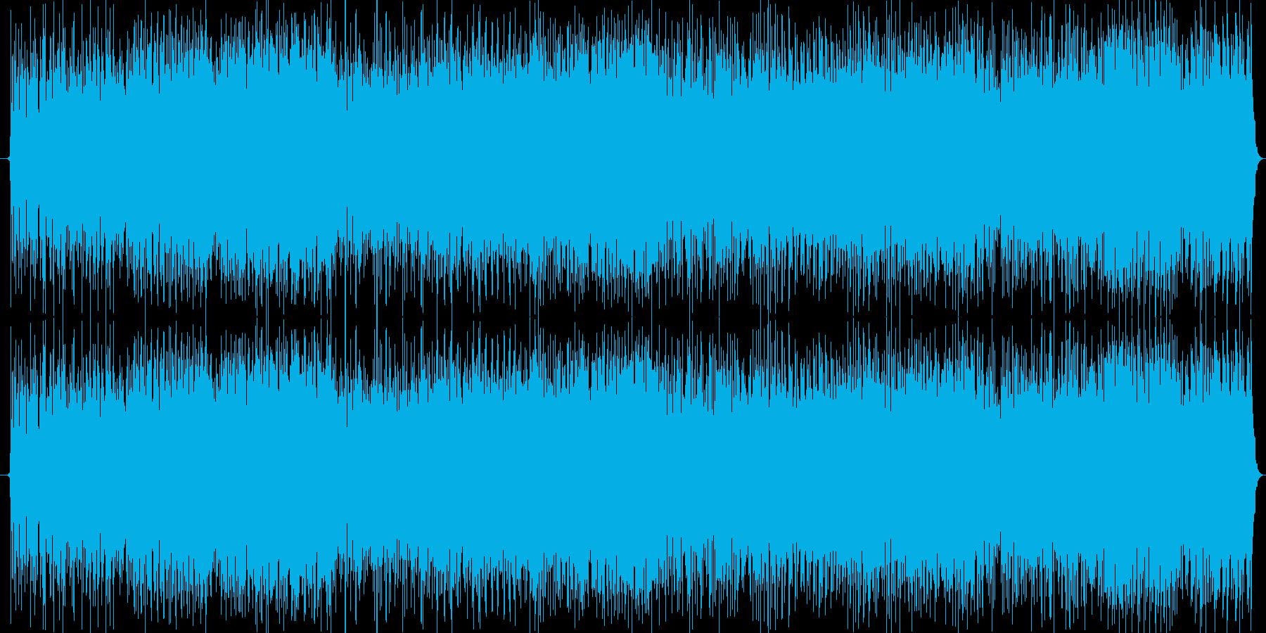 アラート音_01(シンセ音)の再生済みの波形