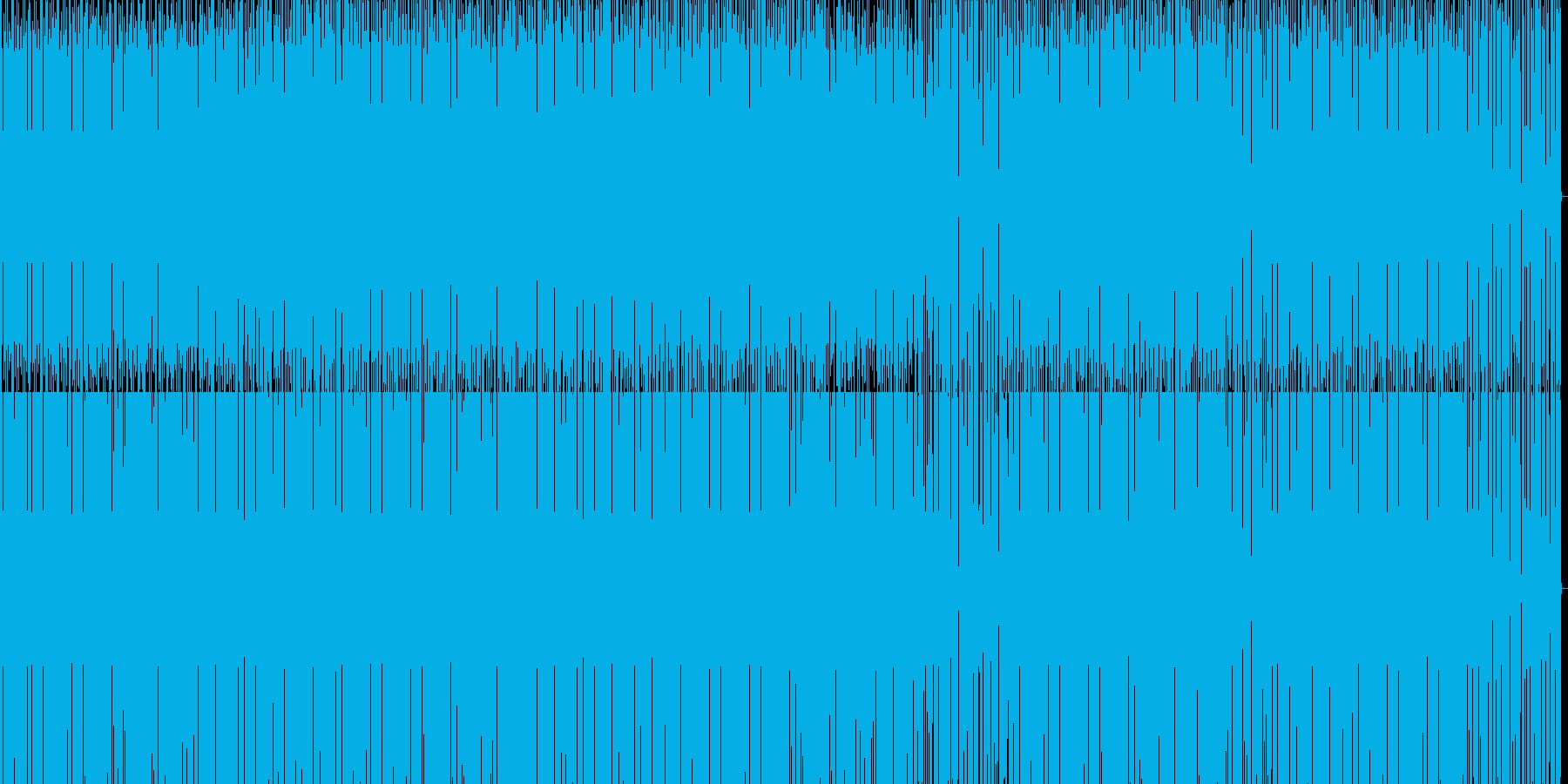 breaks の再生済みの波形