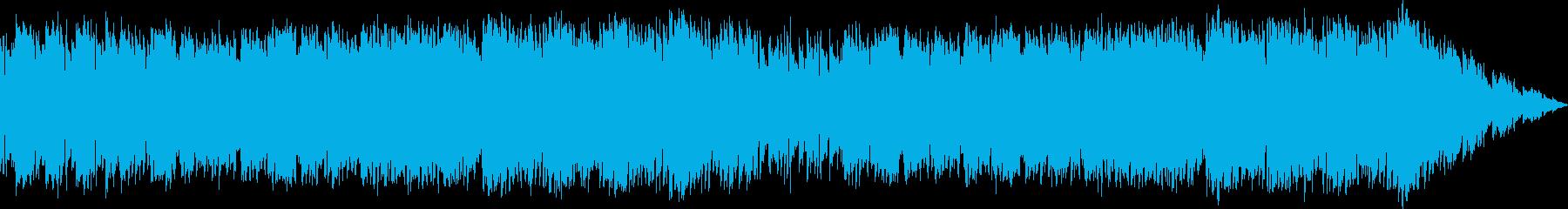ファンタジーRPGのフィールドをイメー…の再生済みの波形