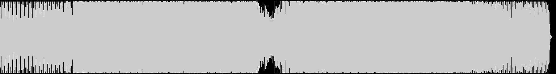 クラブ/プログレッシブハウス/ディープの未再生の波形